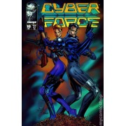 Cyber force comic books issue 10