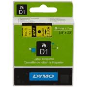 Dymo 40918 tasma czarny na zóltym oryginał S0720730