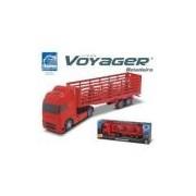 Caminhão Voyager Boiadeiro 1350 - Roma Brinquedos