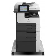 HP Mono LaserJet Enterprise Multi-Function Printer, A3, Up to 41/40 ppm A4/letter, built in networking, automatic duplexing, copy, scan and fax, floor-standing model