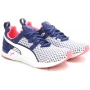 Puma Pulse XT Geo Wns Running Shoes For Women(Blue, White)