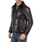 MIO CALVINO leather jacket MIO CALVINO