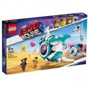 Конструктор Лего Филмът 2 - Корабът на Сладък Хаос - LEGO Movie 2 70830