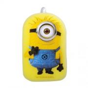 Minions Bath Sponge Kinderkosmetik Unisex zum Waschen der Haut