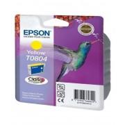 Epson T0804 Cartouche d'encre Jaune