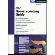 Carstensen-Verlag Der Homerecording Guide Andreas Hau
