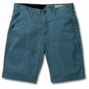 Volcom - Frickin Modern Stretch Short - Shorts maat 32 blauw