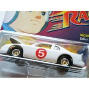 "Johnny Lightning Speed Racer 2000 ""Mach 5 Stock Car"" with Bonus Film Strip Token"