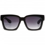 Zonnebril vierkant zwart - Zonnebrillen
