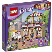 Конструктор Лего Френдс - Пицария Хартлейк - LEGO Friends, 41311
