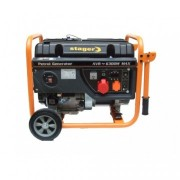 Generator open frame benzina Stager GG7300-3W