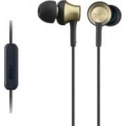 Casti stereo Sony MDR-EX650AP cu microfon Negre