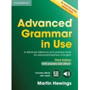 Advanced Grammar in Use Book with Answers and Interactive eBook: A Self-Study Reference and Practice Book for Advanced Learners of English, Paperback