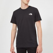 The North Face Men's Short Sleeve Simple Dome T-Shirt - TNF Black - XL