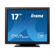 "Monitor touchscreen iiyama ProLite T1731SAW, 17"", SAW, negru"