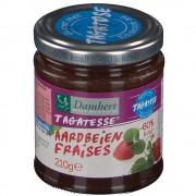 Damhert Diätmarmelade Erdbeere Tagatose
