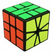 MoFangGe Square One Speed ??Cube Smooth Magic Cube Puzzles Toy-57mm