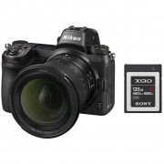 Nikon Z6 + 14-30mm f/4 S + FTZ Adapter + 120 GB XQD Geheugenkaart