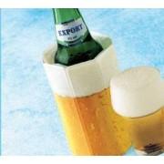 Vacu Vin Bierdosen und 033 - 05l Flaschenkühler Rapid Ice Vacu Vin