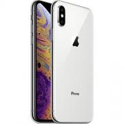 "Smartphone, Apple iPhone XS, 5.8"", 64GB Storage, iOS 12, Silver (MT9F2GH/A)"