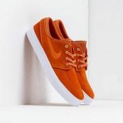 Nike Zoom Stefan Janoski Cinder Orange/ Cinder Orange-White