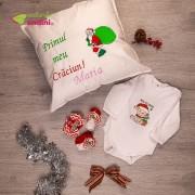 Pachet Cadou Primul Meu Crăciun - Baby Girl