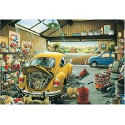 [300 pieces] Work Shop. Jigsaw Puzzle (38cm x 26cm) Japan by Appleone