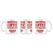 Pyramid International Stranger Things Mug Coffee and Contemplation