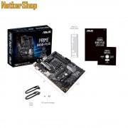 ASUS PRIME B450-PLUS AM4 4xDDR4 2666MHz 64GB 2xPCIEx16 3xPCIEx1 Alaplap (3 év garancia)