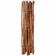 vidaXL Hazelaar houten hek geïmpregneerd 120x250 cm