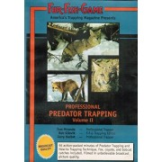 DVD - Fur-Fish-Game Professional Predator Trapping Volume II