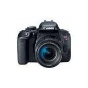 Câmera Digital Canon EOS Rebel T7I, Ef-s 18-55mm Is Stm 24.2MP, Full Hd, Wi-Fi