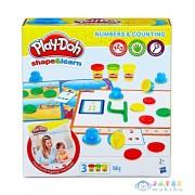 Play-Doh: Számok És Számolás Gyurmakészlet (Hasbro, B3406)