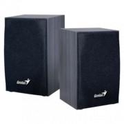GENIUS SP-HF160 2.0 drveni zvučnici (Crni) - 31731063100