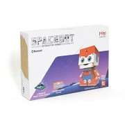 DIY Interactive Robot Building Kit with Face Detection and Visual Programmable Interface   Kid's first comprehensive lesson of robotics and Artificial Intelligence