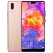 Смартфон Huawei P20, EML-L29C, 5.8 инча, FHD 2244x1080, Kirin 970 Octa-core, i7 (4x2.36GHz A73, 4x1.8GHz), 4GB RAM, 128GB, Златист, 6901443214549