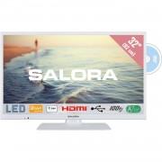 Salora televisie LED DVD 32HDW5015