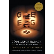 Godel, Escher, Bach: An Eternal Golden Braid, Paperback