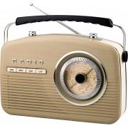Radio aparat Roadstar CR1130, Biege, Retro