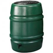 Harcostar kunststof regenton 114 liter groen