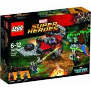LEGO MARVEL SUPER HEROES - ATACUL DISTRUGATORILOR 76079
