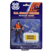 "United States Coast Guard 3 3/4"" Poseable Action Figure"