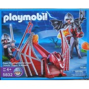 Playmobil Dragon Knight Wing with Fire Catapult