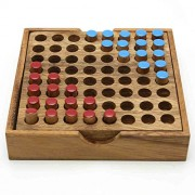 Brain Games Head To Head Pin Wooden Board Game