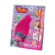GiochiPreziosi Trolls knjiga za ulepšavanje sa šminkom ( GPTRL05 )