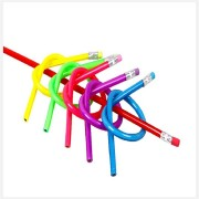 1 Piece Soft Pencil Students Learning Drawing Children Pncil Bending Office Supplies