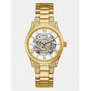 Guess Automatisch Transparant Horloge - Goud - Size: T/U