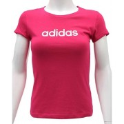 adidas Glam Graphic Tee Pink