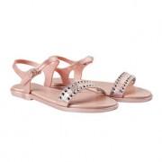 holster sandalen met studs, 37 - roze