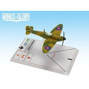 WW2 Wings of Glory: Supermarine Spitfire Mk.I by Ares Games